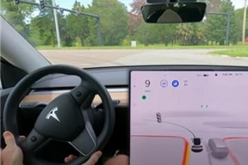 特斯拉推全新全自动驾驶系统测试版FSD Beta 9.2 内容更丰富