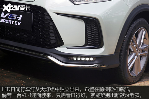 2022款广汽本田VE-1 TA系列