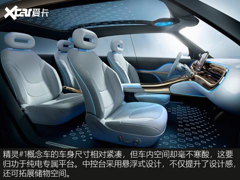 smart精灵#1概念车