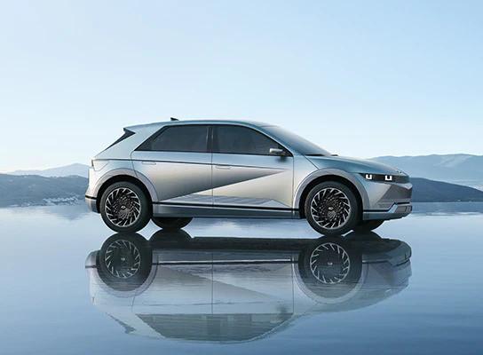 电动汽车,现代电动汽车,现代Ioniq