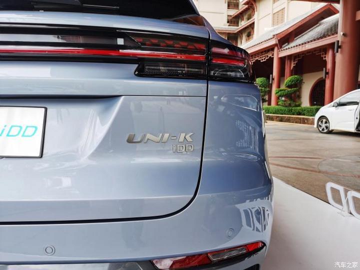 长安汽车 长安UNI-K新能源 2021款 iDD 插电混动版
