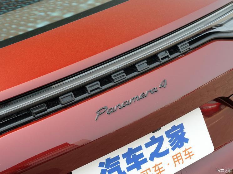 保时捷 Panamera 2021款 Panamera 4 行政加长版 2.9T