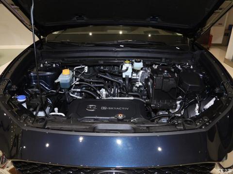 长安马自达 马自达CX-30 EV 2021款 基本型
