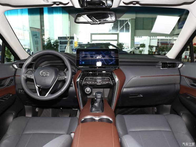 一汽丰田 凌放HARRIER 2022款 2.0L CVT两驱基本型