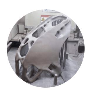 Uniformity Labs,增材制造,3D打印,普利司通太阳能汽车赛,AlSi10Mg铝合金粉末