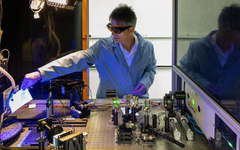 前瞻技术,能源部橡树岭国家实验室ORNL,激光干涉结构LIS技术,涂层附着力,防腐蚀保护