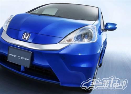 飞度EV电动车日本上市 续驶里程达225km