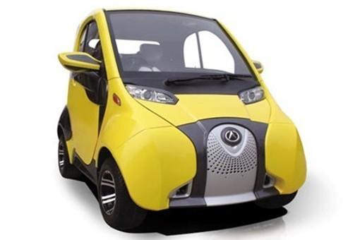 丽驰A01微型电动车