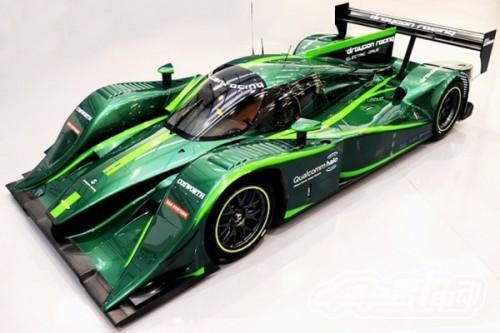 lola-drayson B12/69EV:新一代高科技电动赛车
