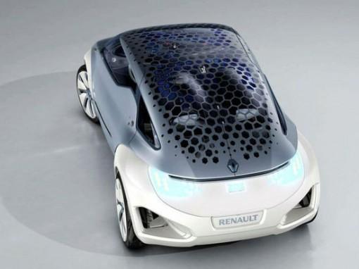 2014年3月发布 雷诺将推插电混动概念车