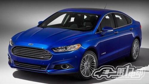 福特CEO:2012年向美国推出5款电气化车辆