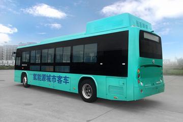新能源客车大单频现 大型客车行业发展向好