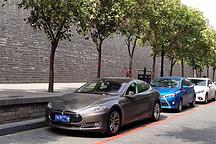 特斯拉Model S环青海湖EV英雄集结赛:西宁并不算遥远