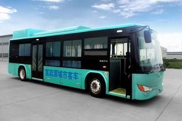 续航450公里,陆地方舟推出新型氢燃料电池客车