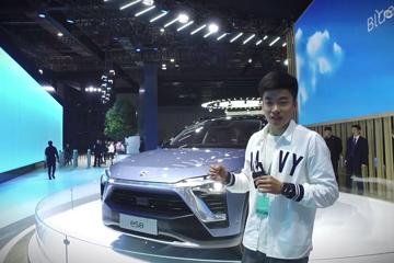 【视频】探访纯电动SUV蔚来ES8 量产将近或年内开售