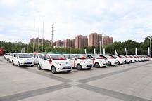 首批200台江淮iEV6E交付gofun出行,预计年内在合肥投放1000辆共享汽车