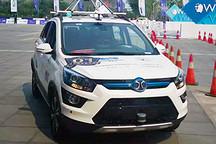 世界智能驾驶挑战赛落幕 北汽新能源EX260勇夺三项大奖