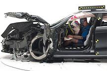 Model S再次错失IIHS碰撞最高评级 特斯拉表示不服