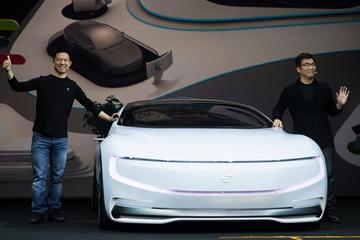 """李想挺乐视汽车,称FF91是""""这几年最好的产品"""""""