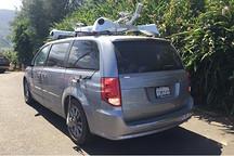 苹果地图街景数据采集车已经开进西班牙