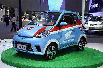 全球5月新能源乘用车销量排行:全新普锐斯PHEV首获冠军,知豆D2勇夺第二