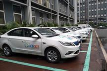 长安汽车分时租赁项目上线,年内将投放近千台新能源车