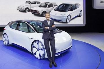 大众向特斯拉宣战 Model 3休想入侵廉价量产汽车市场