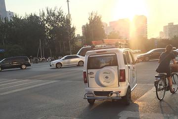 微电调研 | 北京街头的低速电动车多了起来
